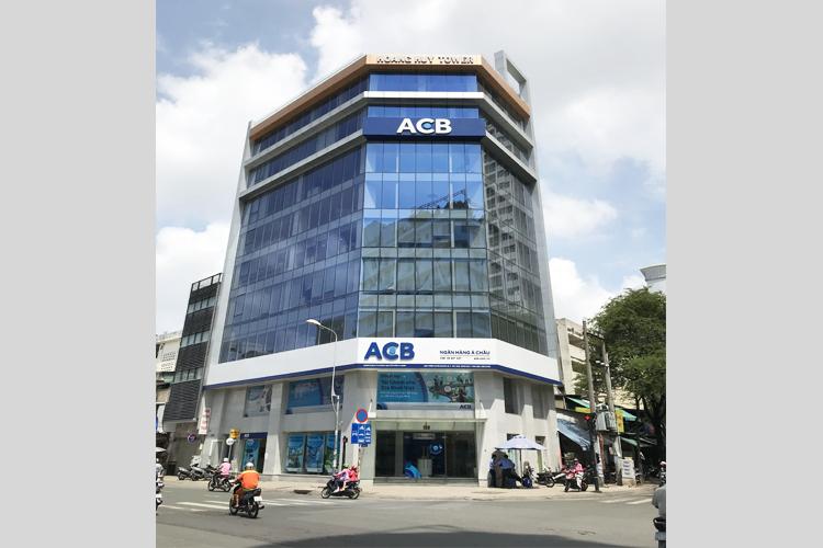 Ngân hàng Á Châu-TPHCM