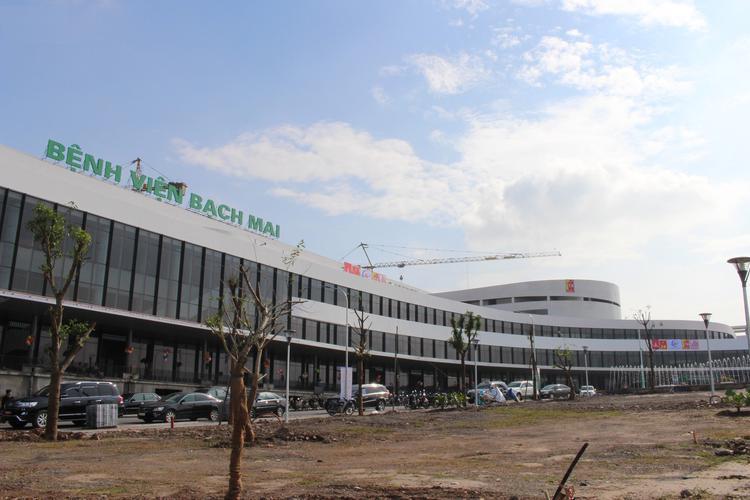 Bệnh Viện Bạch Mai – Cơ sở 2