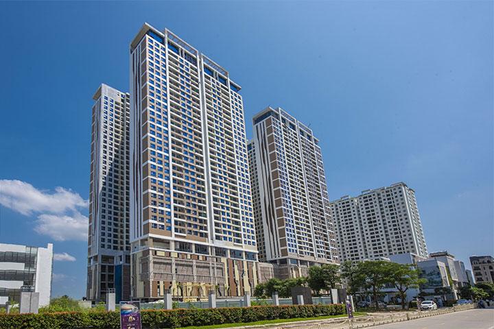 Chung cư C51-Bộ Công An