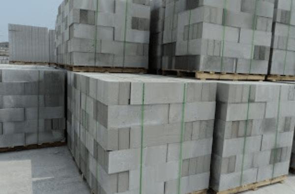 gạch bê tông AAC vật liệu xây dựng mới