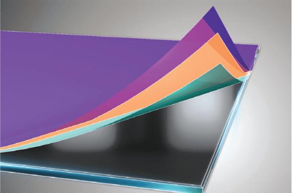 lớp phủ kim loại trên kính tiết kiệm năng lượng