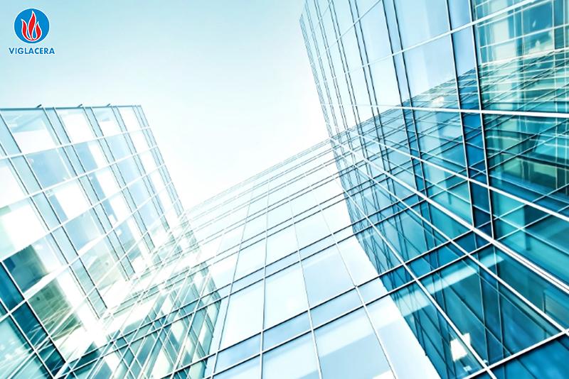 Ảnh 4: Kính xây dựng được ứng dụng trong nhiều công trình