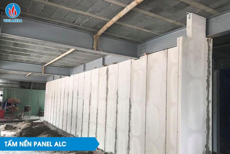 Tấm nền panel ALC giúp tiết kiệm chi phí
