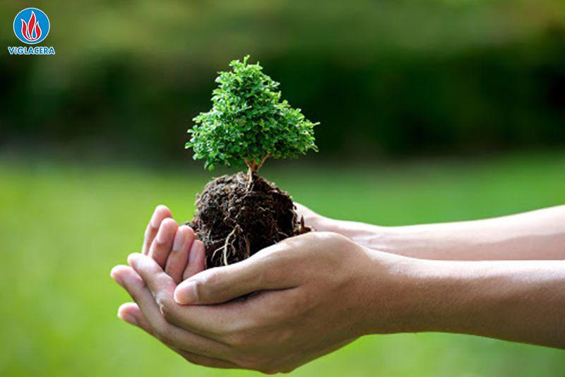 Ảnh 2: Việc tiết kiệm điện sẽ góp phần bảo vệ môi trường