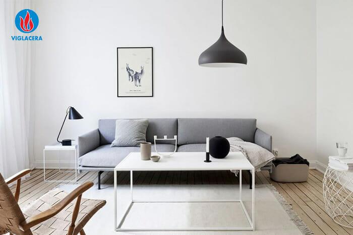 Phong cách thiết kế tối giản 10