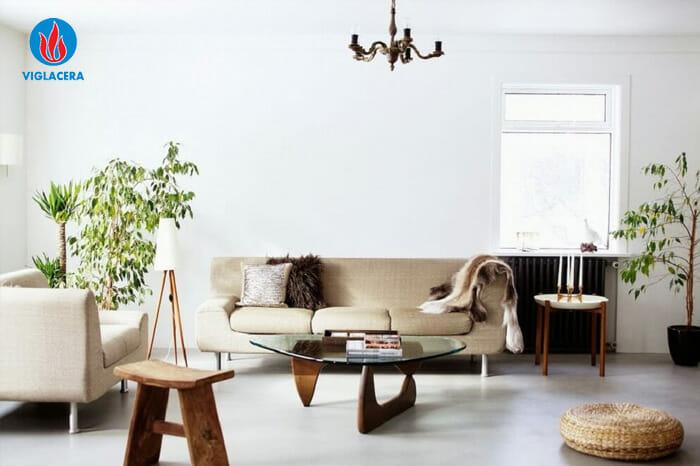 Phong cách thiết kế nội thất Eco 1