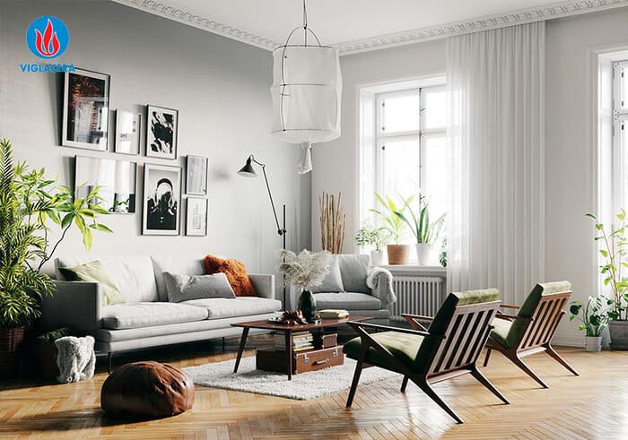 Phong cách thiết kế nội thất Eco 19