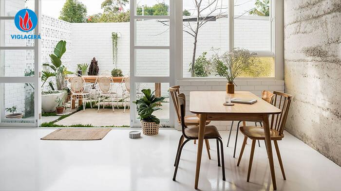 Phong cách thiết kế nội thất Eco 20