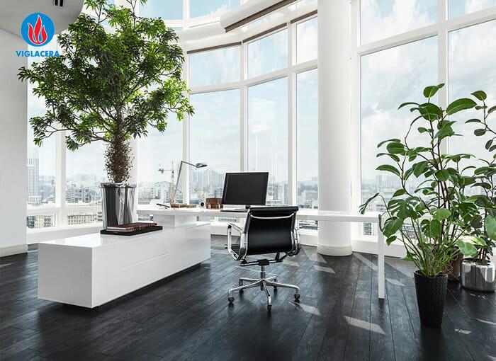 Phong cách thiết kế nội thất Eco 21