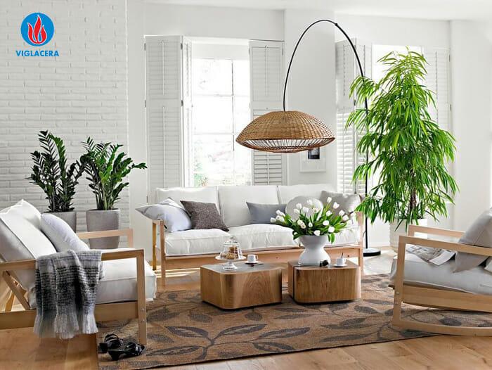 Phong cách thiết kế nội thất Eco 22