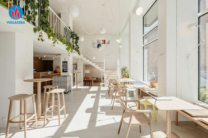 Phong cách thiết kế nội thất Eco 24