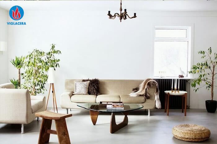 Phong cách thiết kế nội thất Eco 25