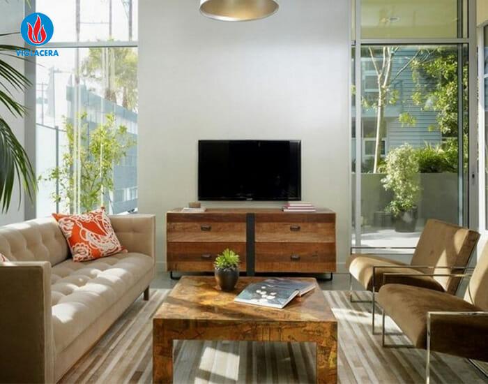Phong cách thiết kế nội thất Eco 27