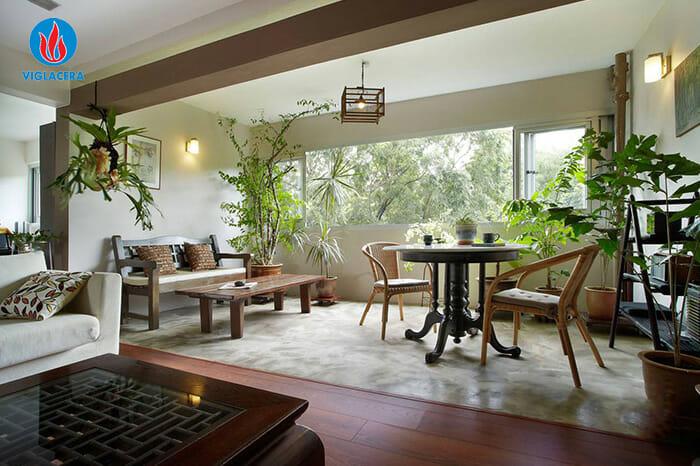 Phong cách thiết kế nội thất Eco 28
