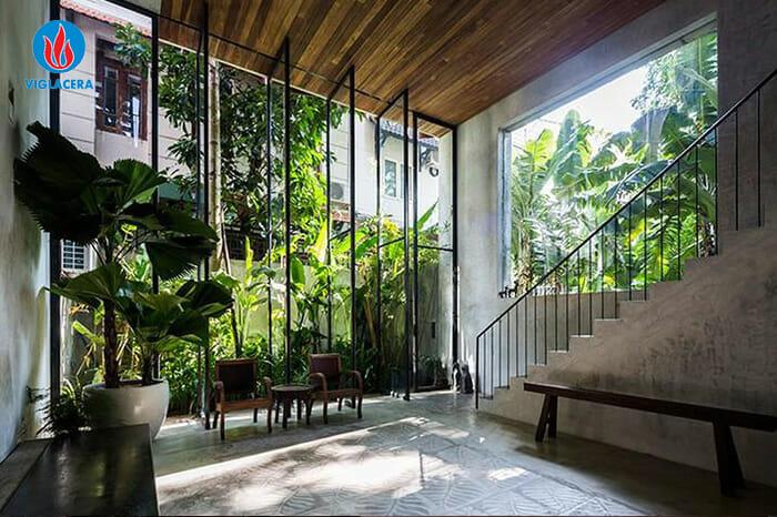 Phong cách thiết kế nội thất Eco 29