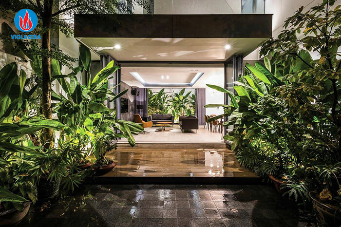 Phong cách thiết kế nội thất Eco 30
