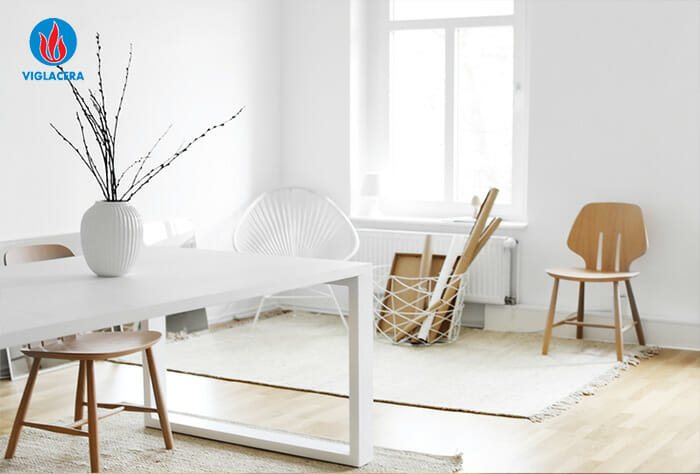 Phong cách thiết kế tối giản 4