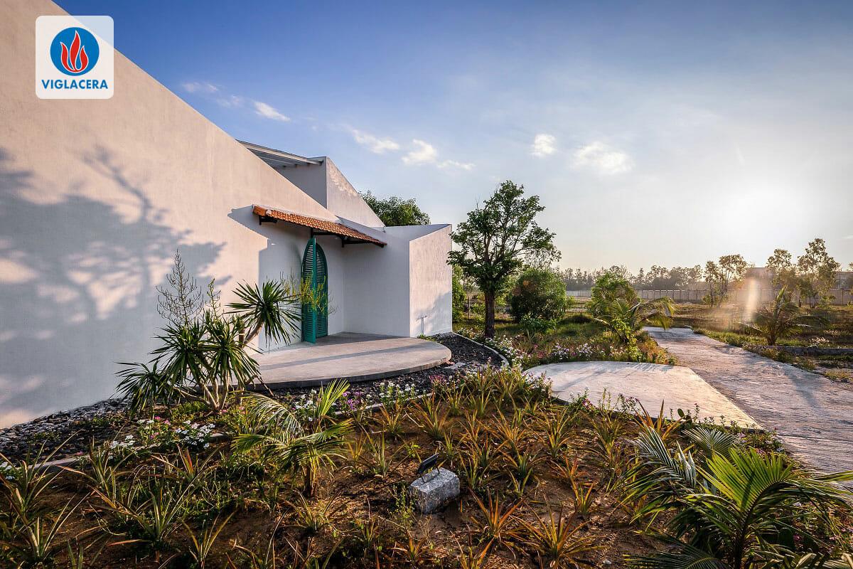 Nhà Phú Yên - Góc yên bình hòa hợp với thiên nhiên thanh bình tại vùng đất Phú Yên nắng gió