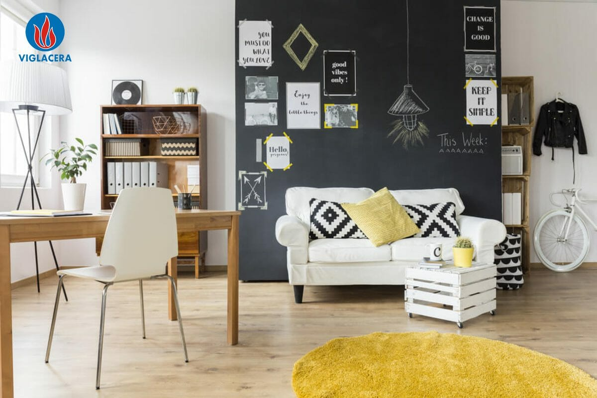 Tân trang phòng sẽ đem tới cho bạn cảm giác mới mẻ, thoải mái